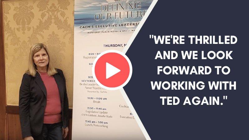 Testimonial Video –Judy Levinsohn | Director of Education, CACM