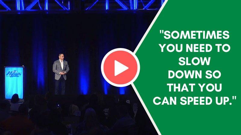 Video –Keynote Speaker Ted Ma Speaker Showcase