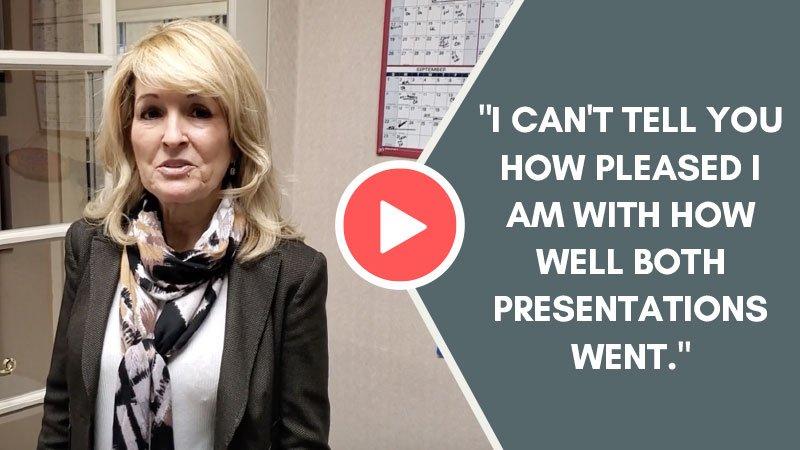 Testimonial Video –Suzanne Murdoch | VP of Sales, PHM Hotels