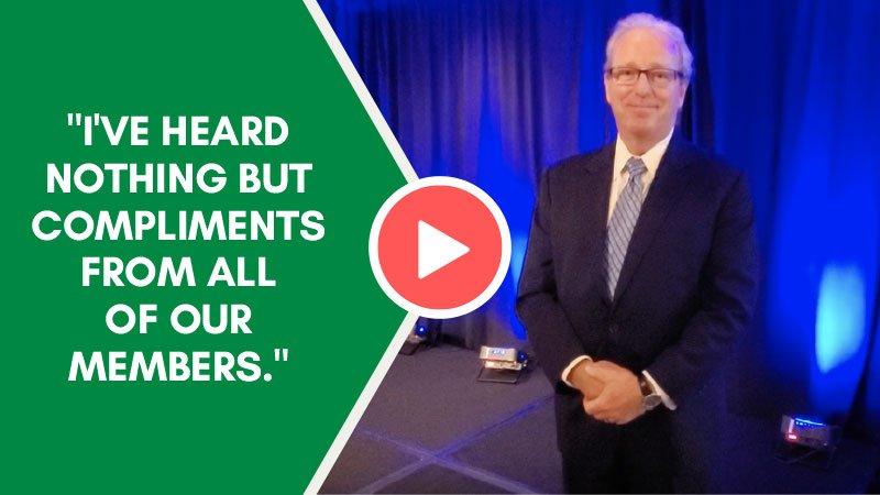 Video Testimonial–Tom Freeley, CEO, CACM