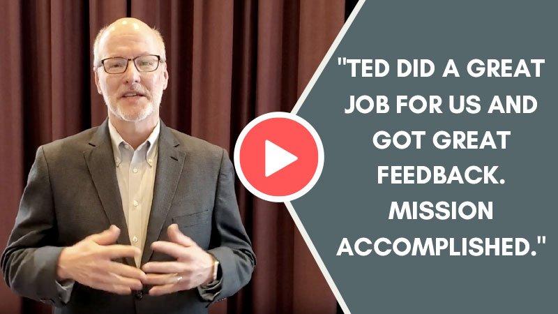 Video Testimonial–Brent Hoskins   Executive Director, BTA