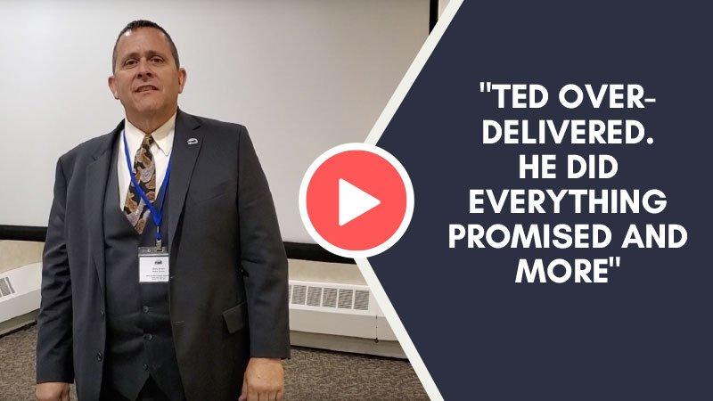 Video Testimonial–Chris Artim | Executive Director, PBMA