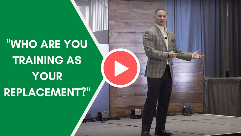 Video –Keynote Speaker Ted Ma What Type of Leader Are You